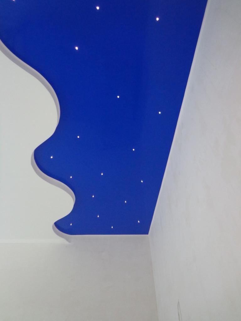 4. Светодиодное Звёздное небо