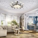 Фрески, натяжные потолки в Николаеве