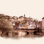 натяжные потолки, фотообои,фрески в Николаеве, старый город, Люксембург
