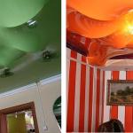 Натяжные потолки купить в Николаеве