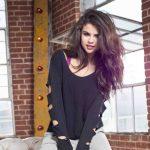 Селена Гомес, фотообои на стену